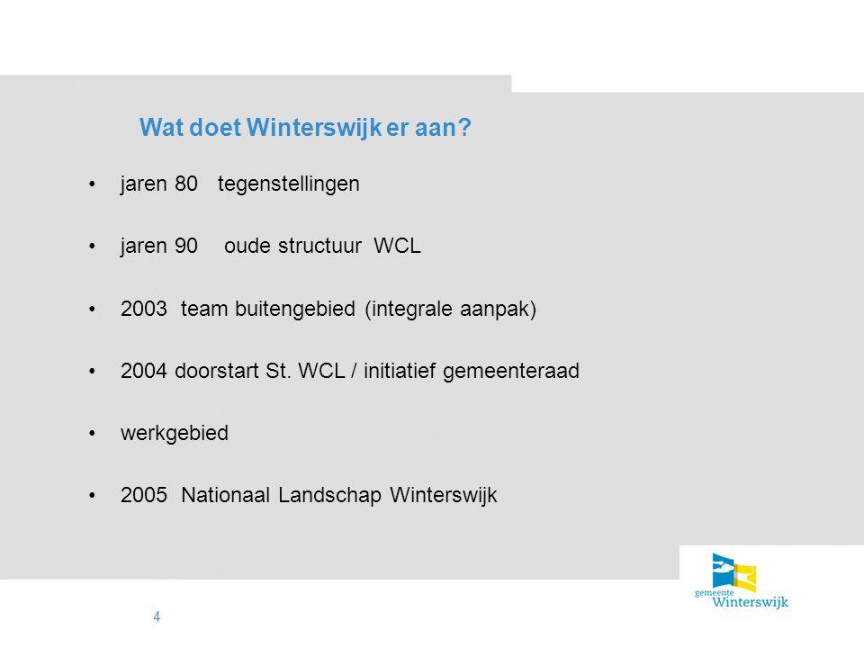 Wat doet Winterswijk er aan