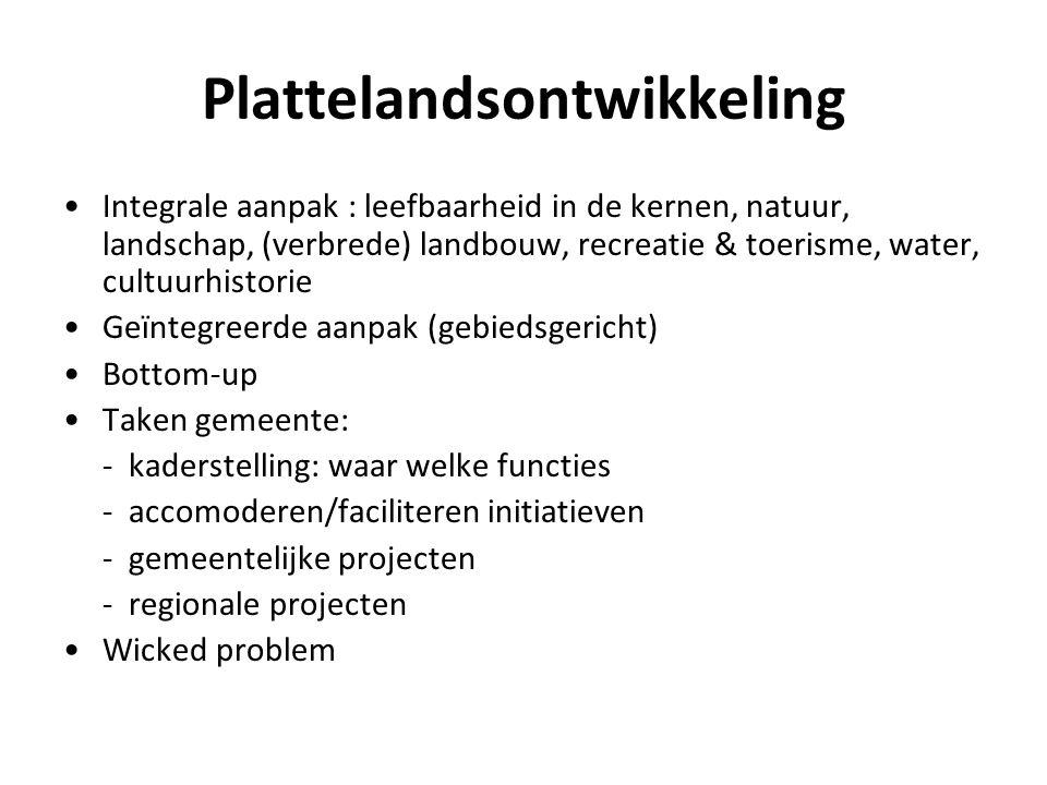 Plattelandsontwikkeling