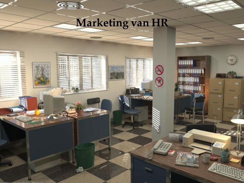 Marketing van HR