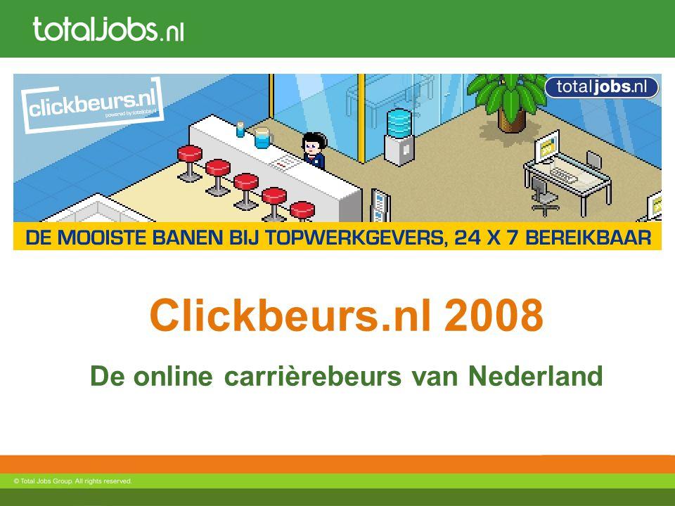 De online carrièrebeurs van Nederland