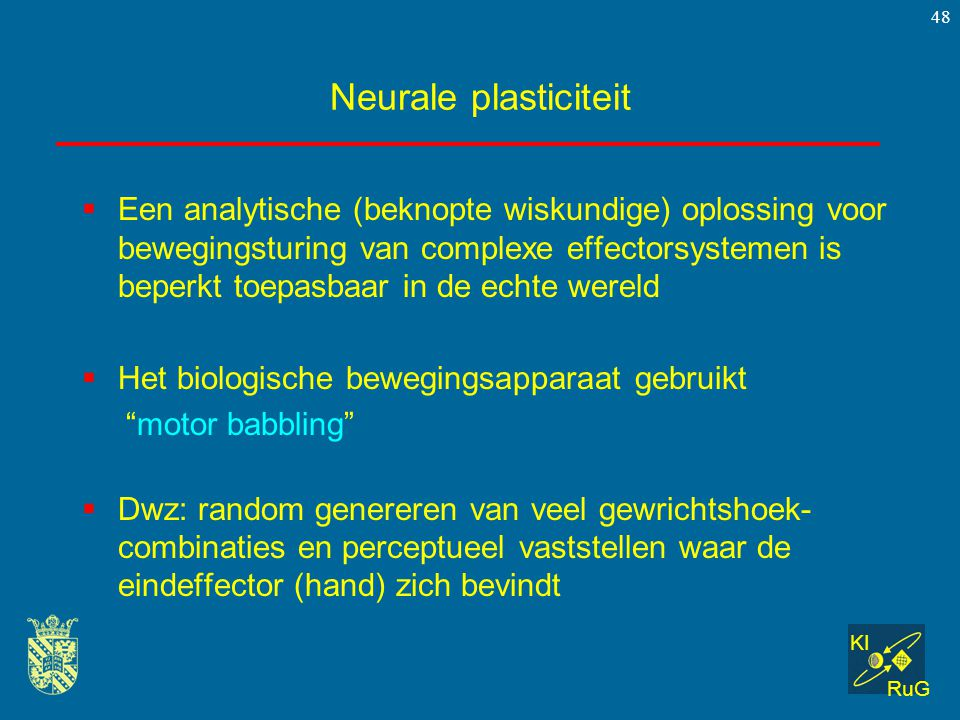 Neurale plasticiteit