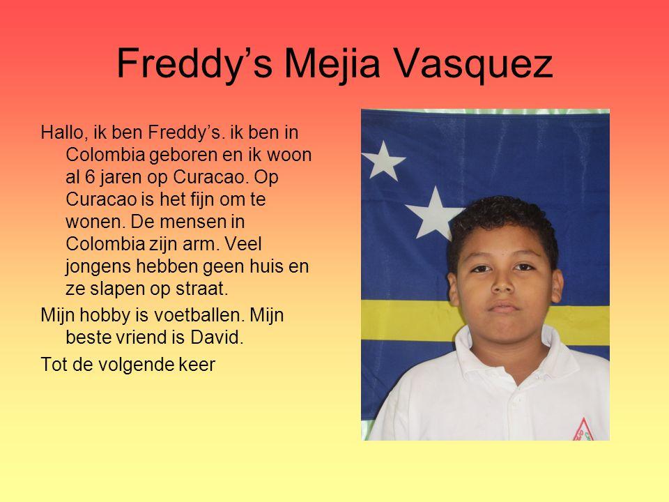 Freddy's Mejia Vasquez