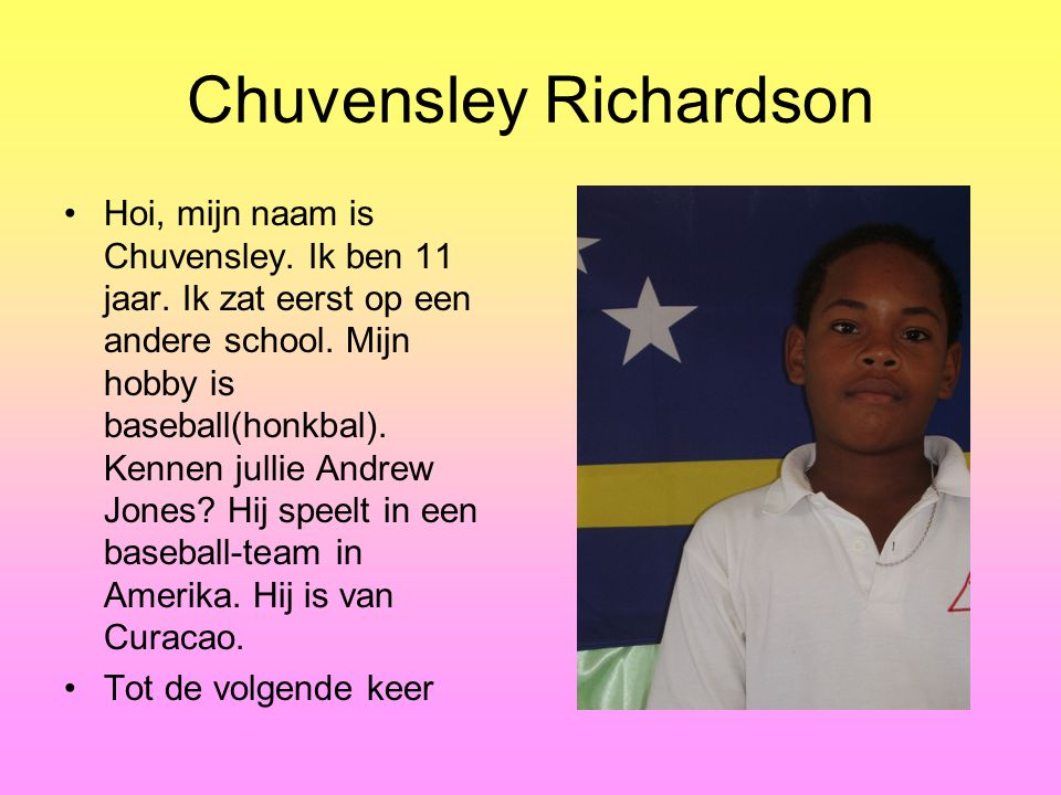Chuvensley Richardson