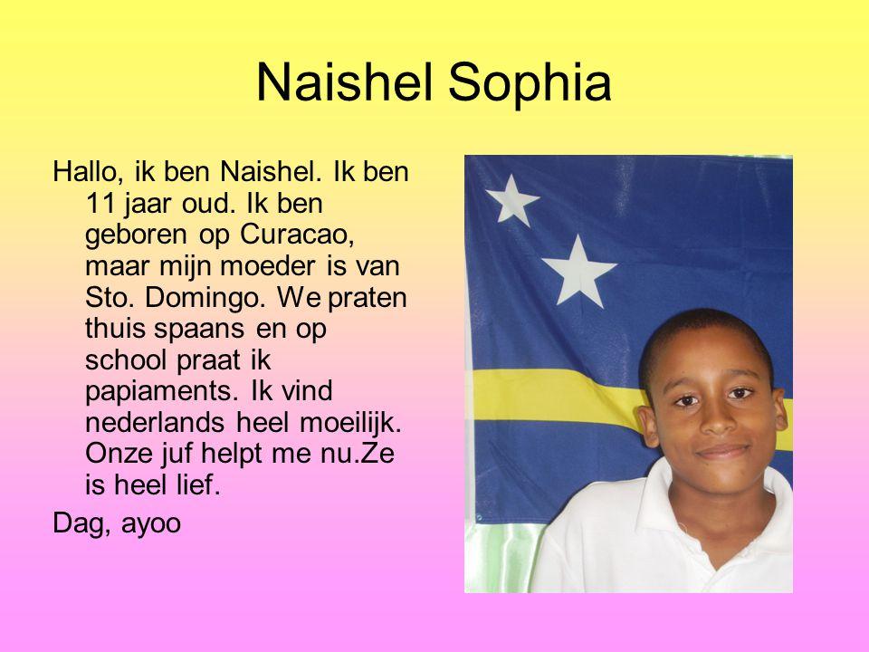 Naishel Sophia