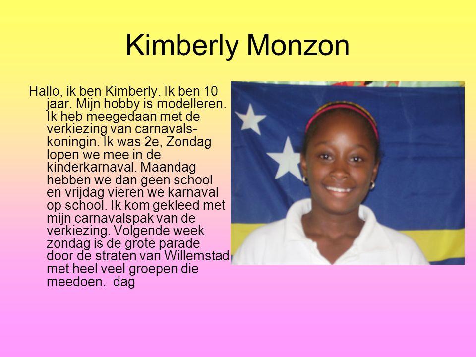 Kimberly Monzon