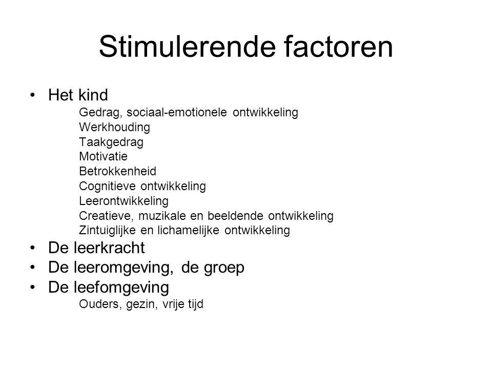 Stimulerende factoren