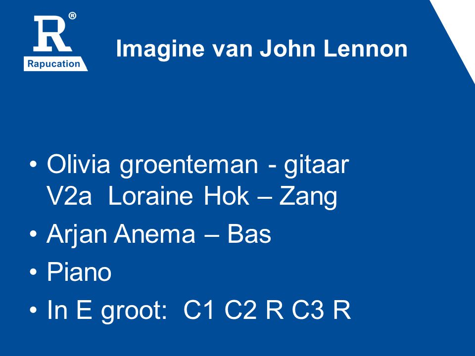 Imagine van John Lennon