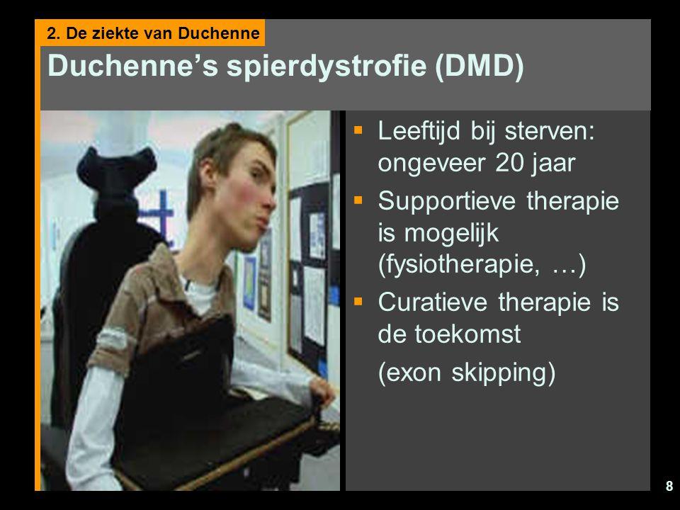 Duchenne's spierdystrofie (DMD)