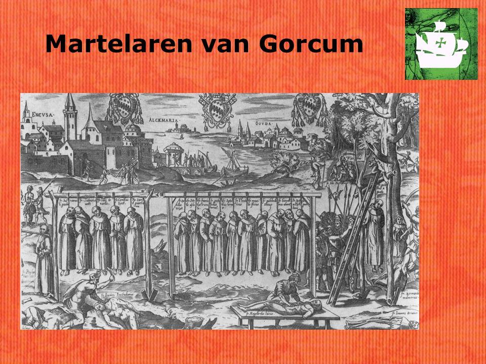 Martelaren van Gorcum