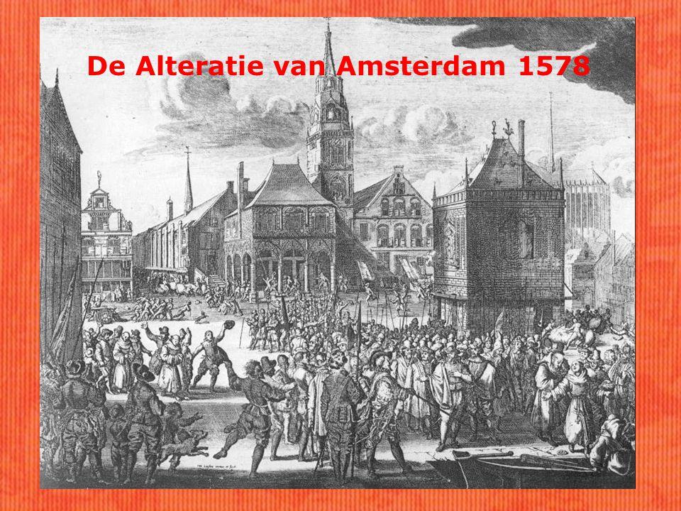 De Alteratie van Amsterdam 1578