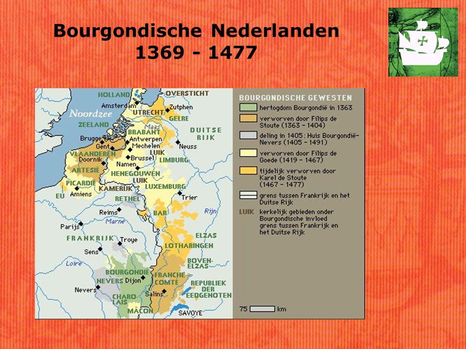Bourgondische Nederlanden 1369 - 1477