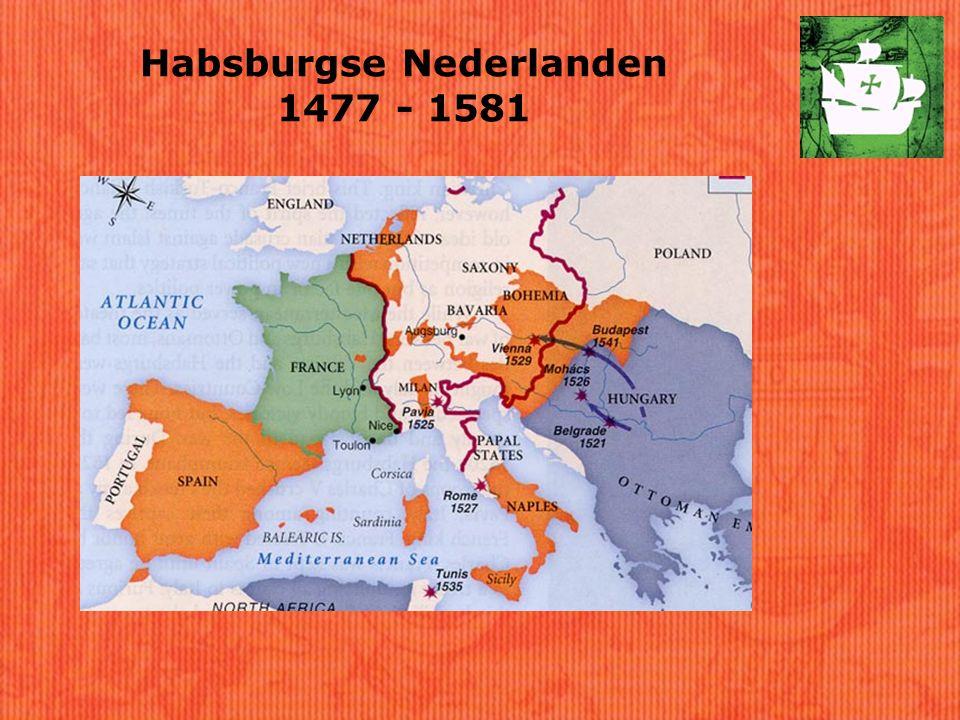 Habsburgse Nederlanden 1477 - 1581