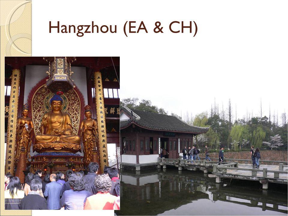 Hangzhou (EA & CH) Andy