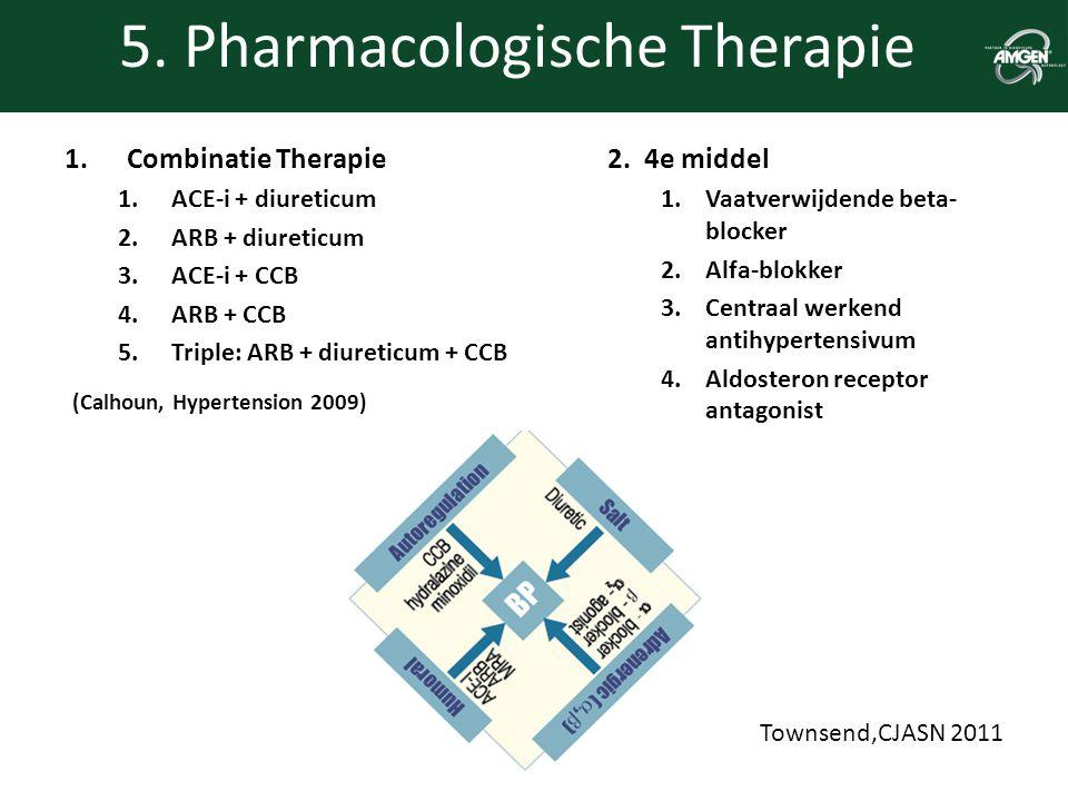 5. Pharmacologische Therapie
