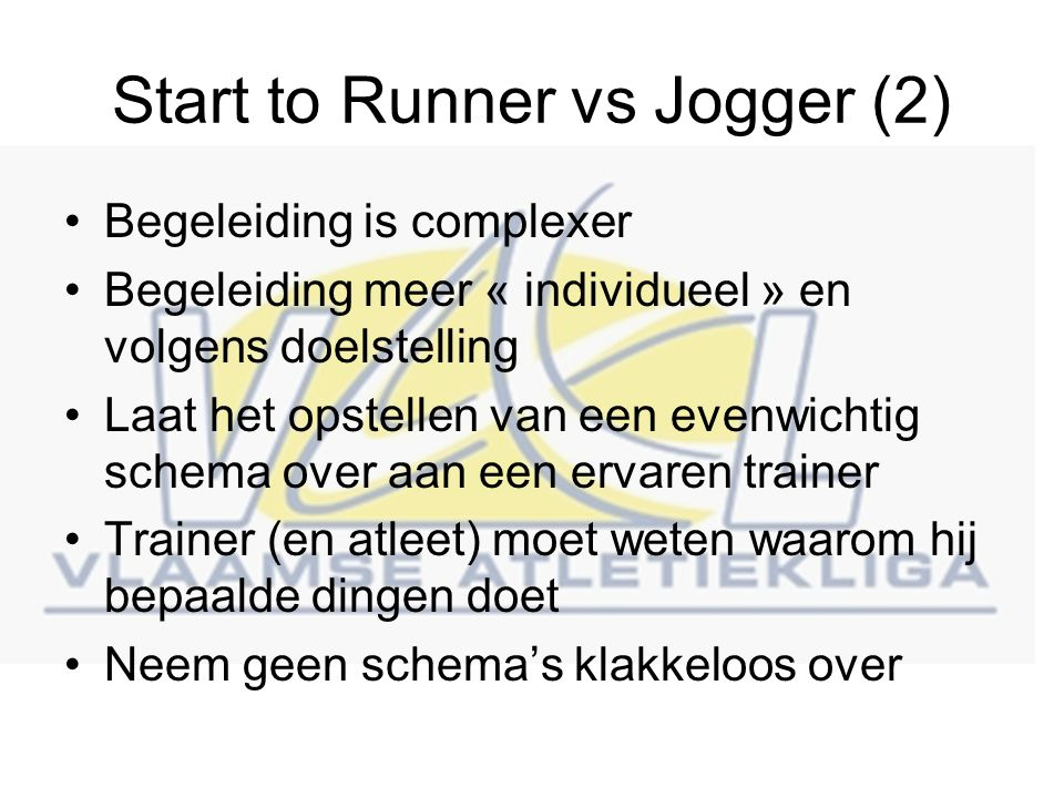 Start to Runner vs Jogger (2)