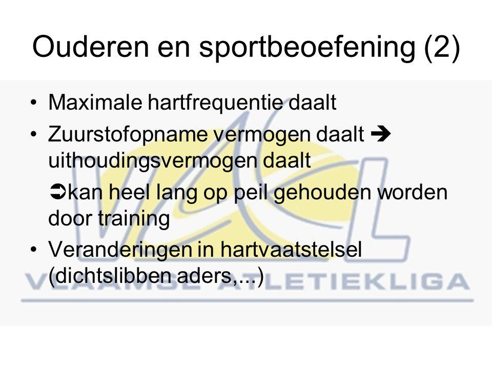 Ouderen en sportbeoefening (2)