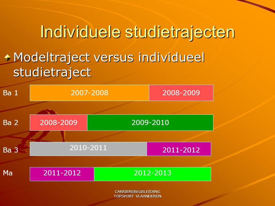 Individuele studietrajecten