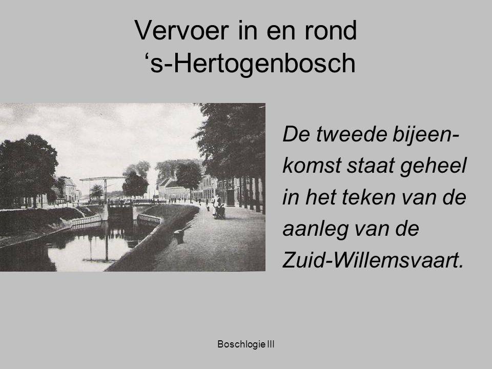 Vervoer in en rond 's-Hertogenbosch