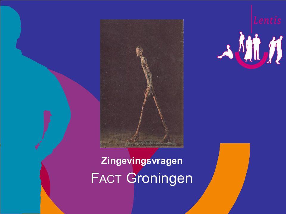 Zingevingsvragen Fact Groningen