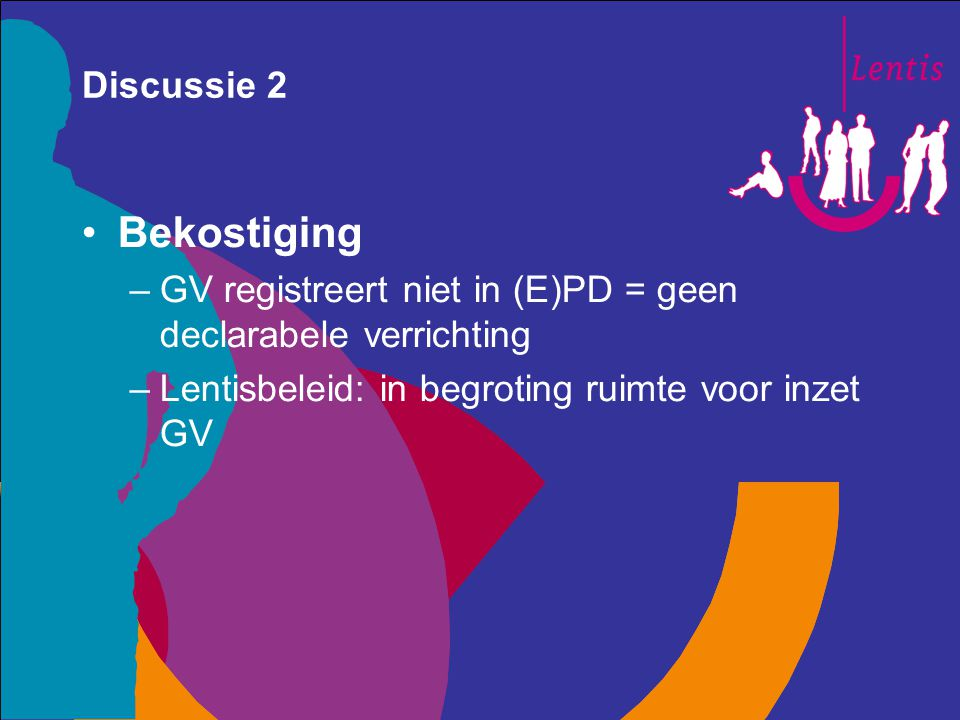 Bekostiging Discussie 2