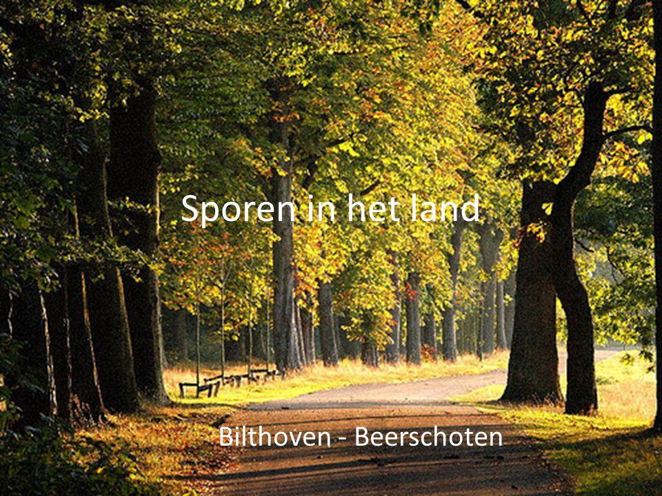 Bilthoven - Beerschoten