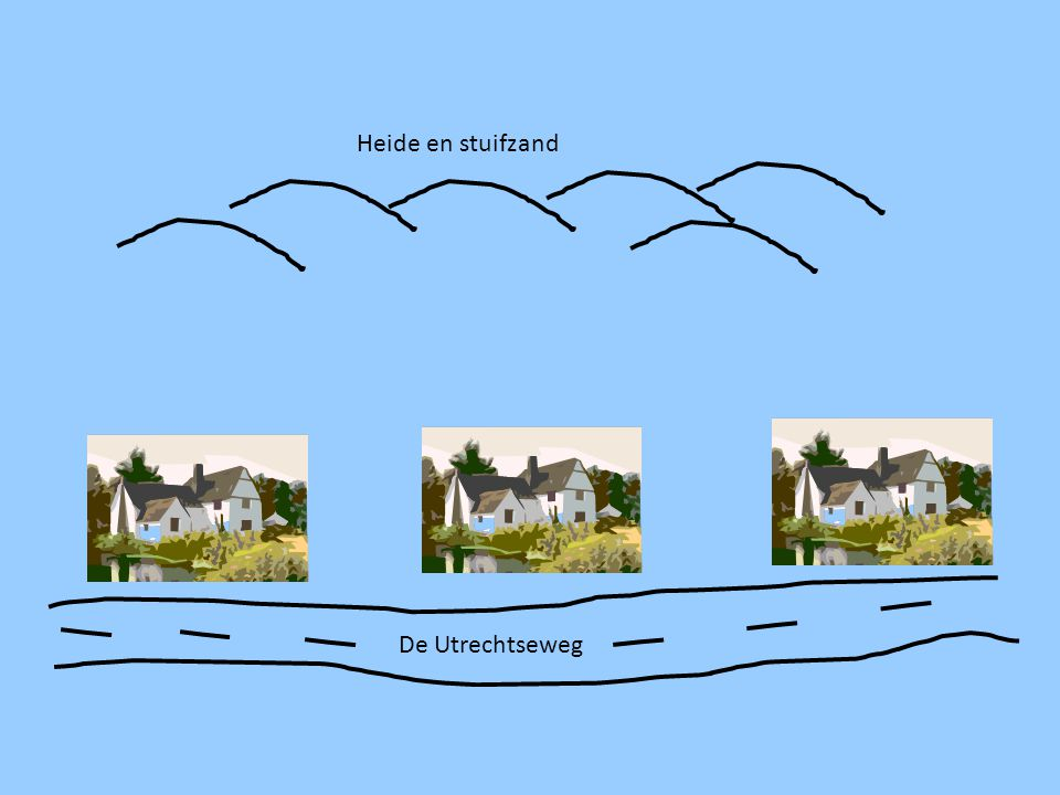Heide en stuifzand De Utrechtseweg