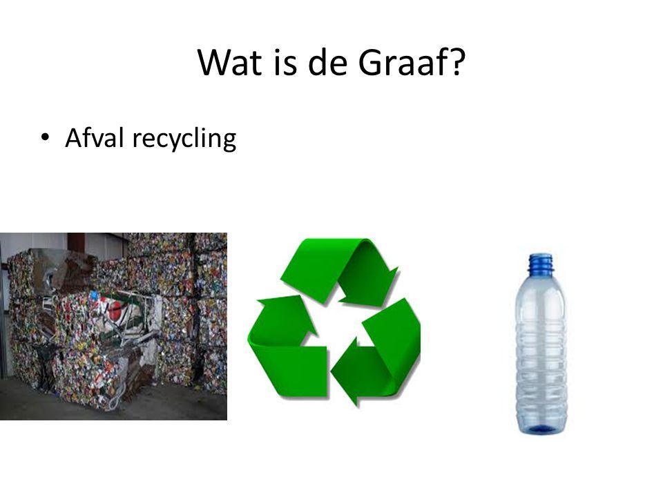 Wat is de Graaf Afval recycling