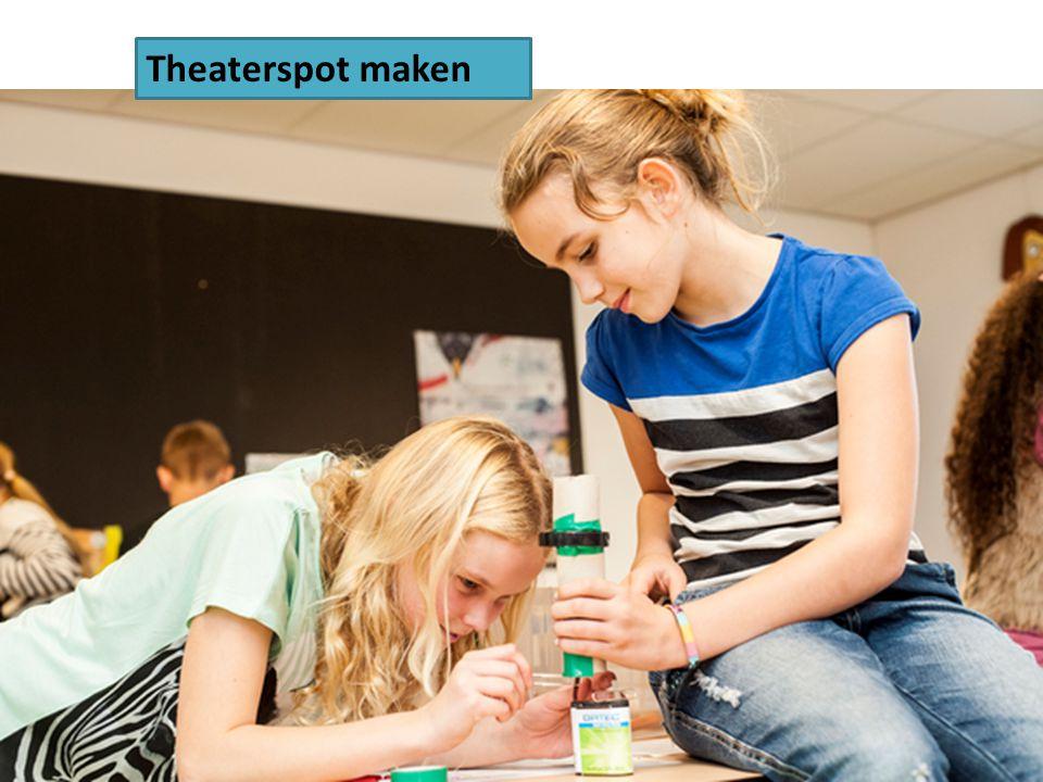 Theaterspot maken