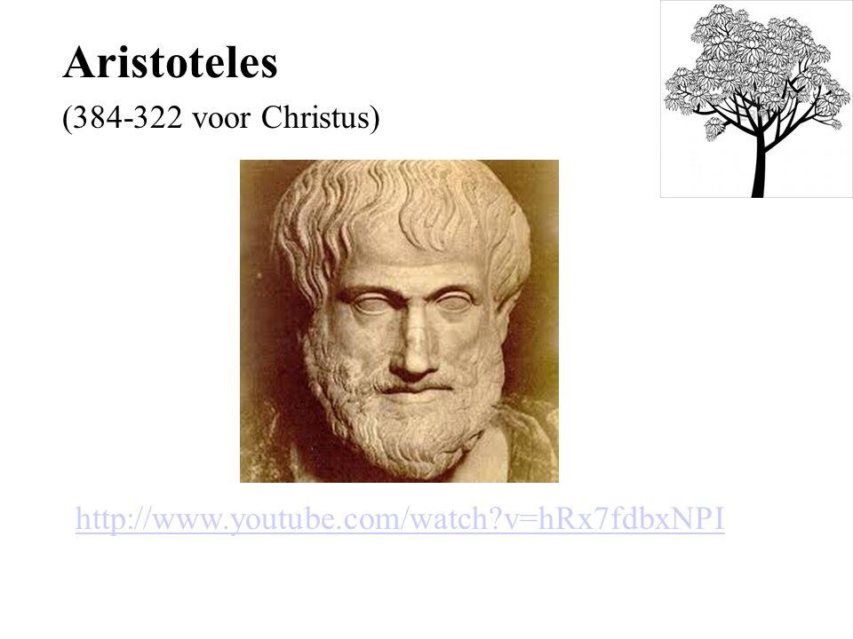 Aristoteles (384-322 voor Christus)