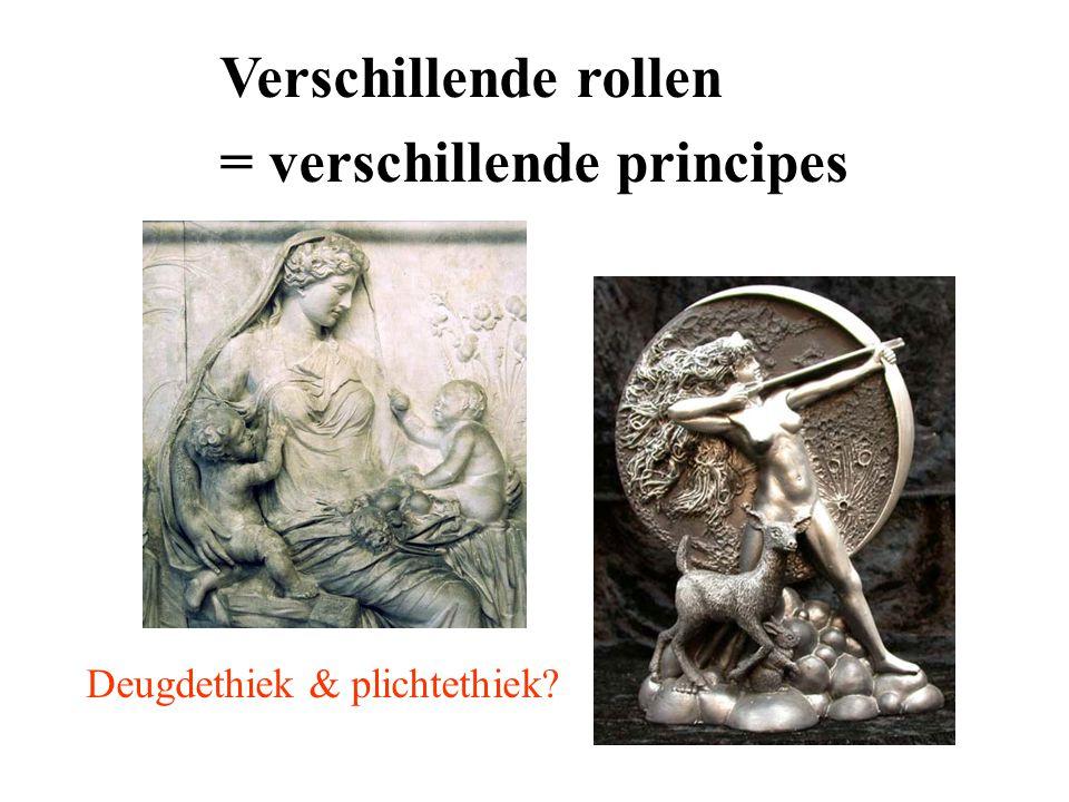 = verschillende principes