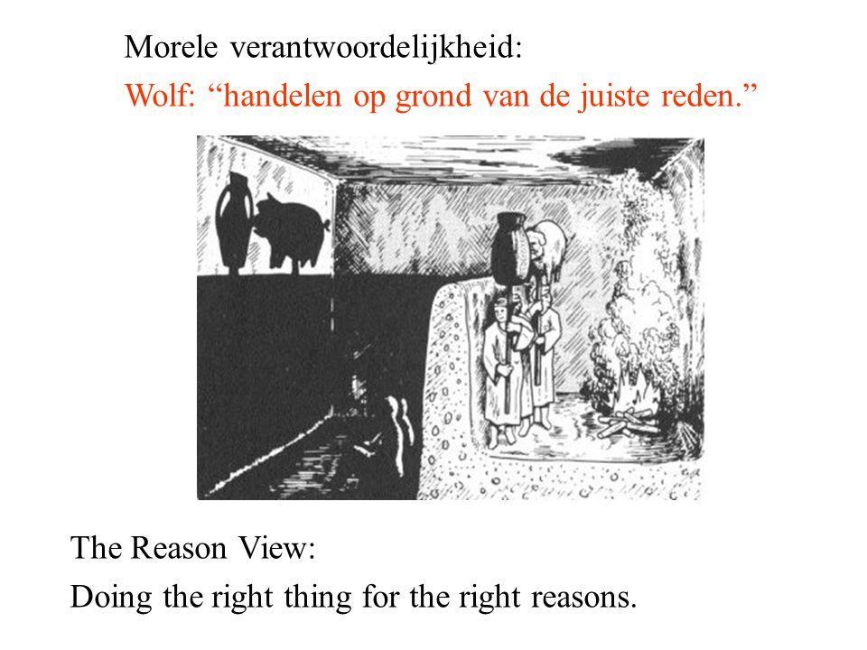 Morele verantwoordelijkheid: