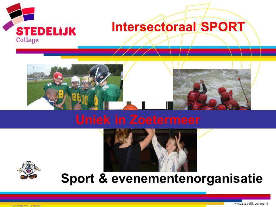 Sport & evenementenorganisatie