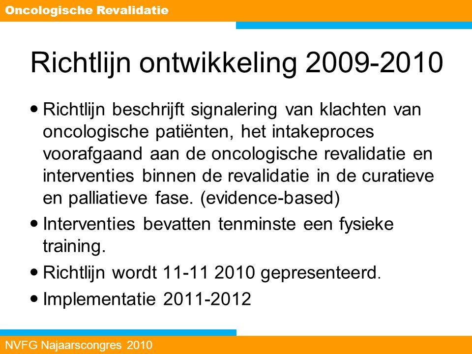 Richtlijn ontwikkeling 2009-2010