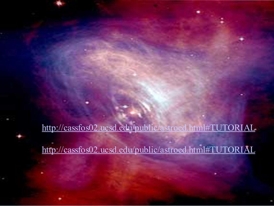 http://cassfos02.ucsd.edu/public/astroed.html#TUTORIAL