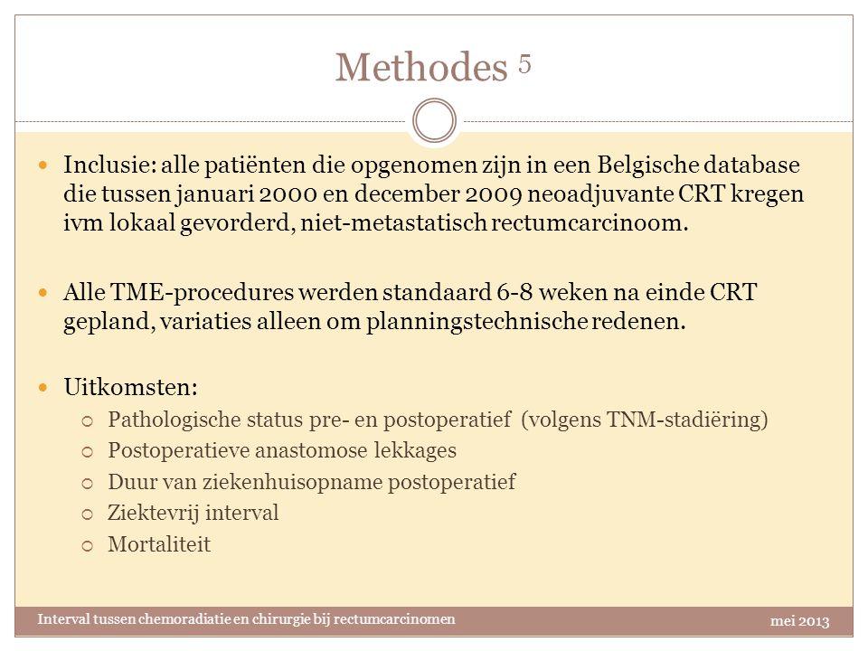 Methodes 5