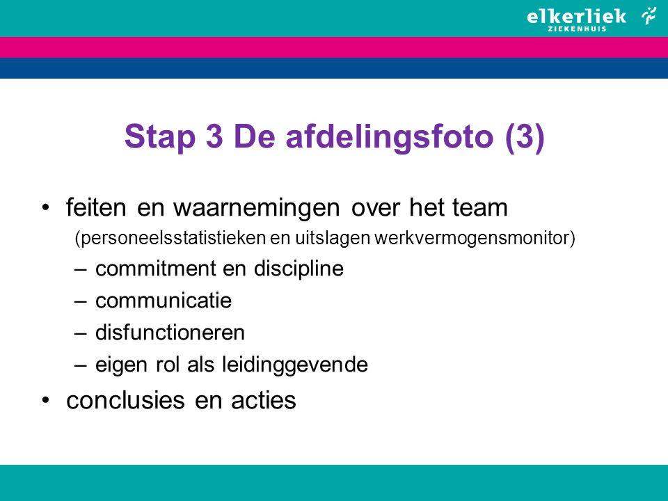 Stap 3 De afdelingsfoto (3)