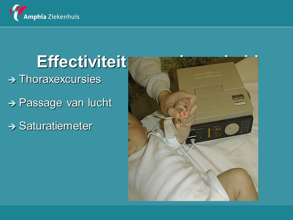 Effectiviteit van ademarbeid