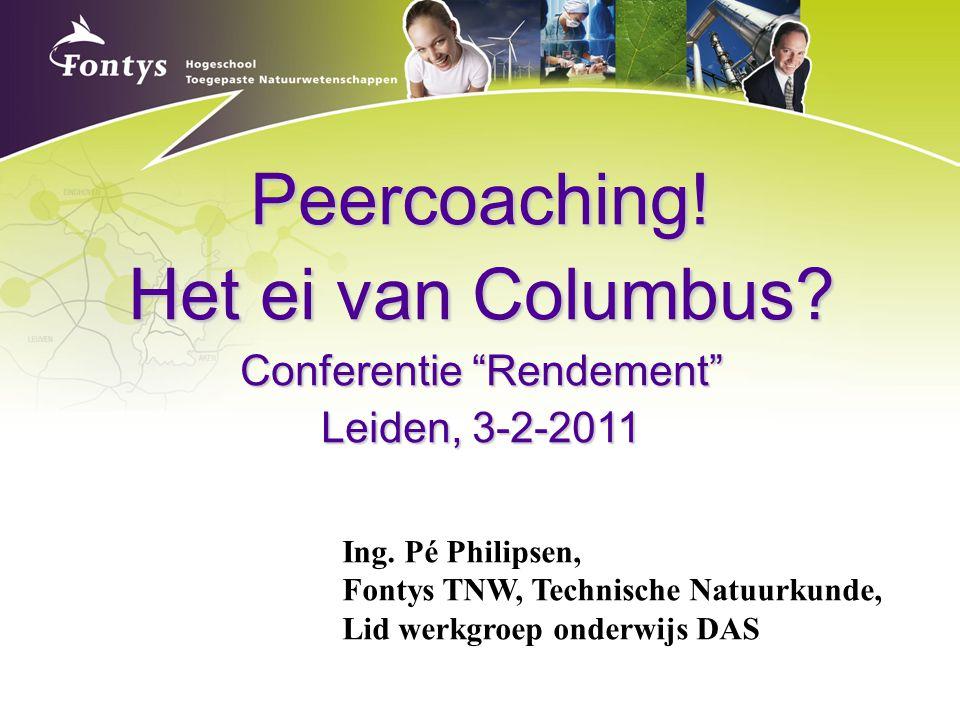 Conferentie Rendement