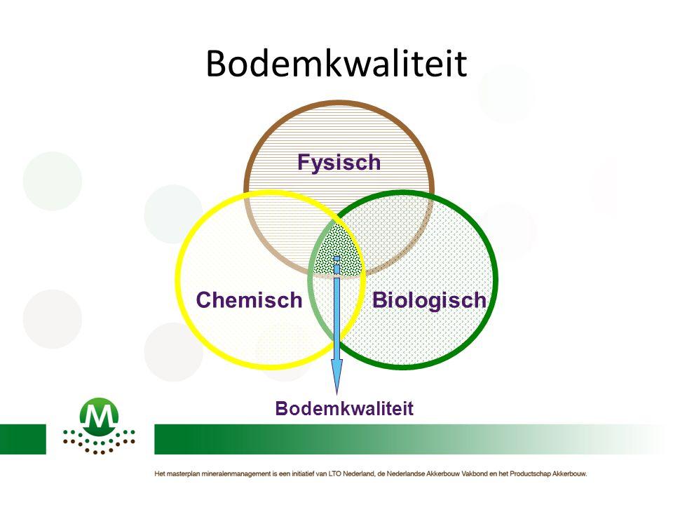 Bodemkwaliteit Fysisch Biologisch Chemisch Bodemkwaliteit