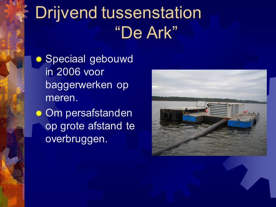 Drijvend tussenstation De Ark