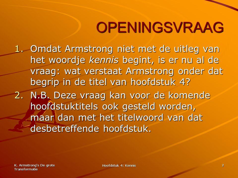 OPENINGSVRAAG