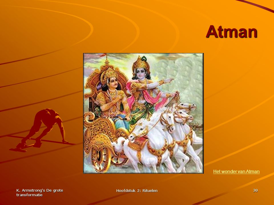 Atman Het wonder van Atman K. Armstrong s De grote transformatie