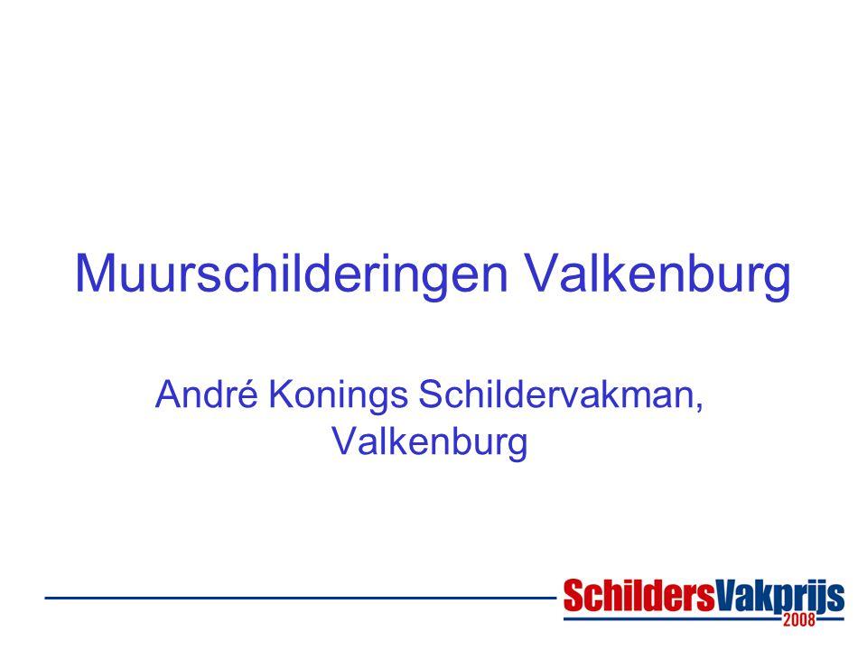 Muurschilderingen Valkenburg