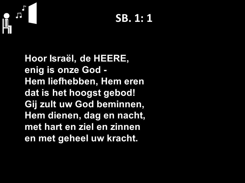 SB. 1: 1