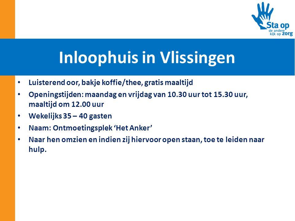 Inloophuis in Vlissingen
