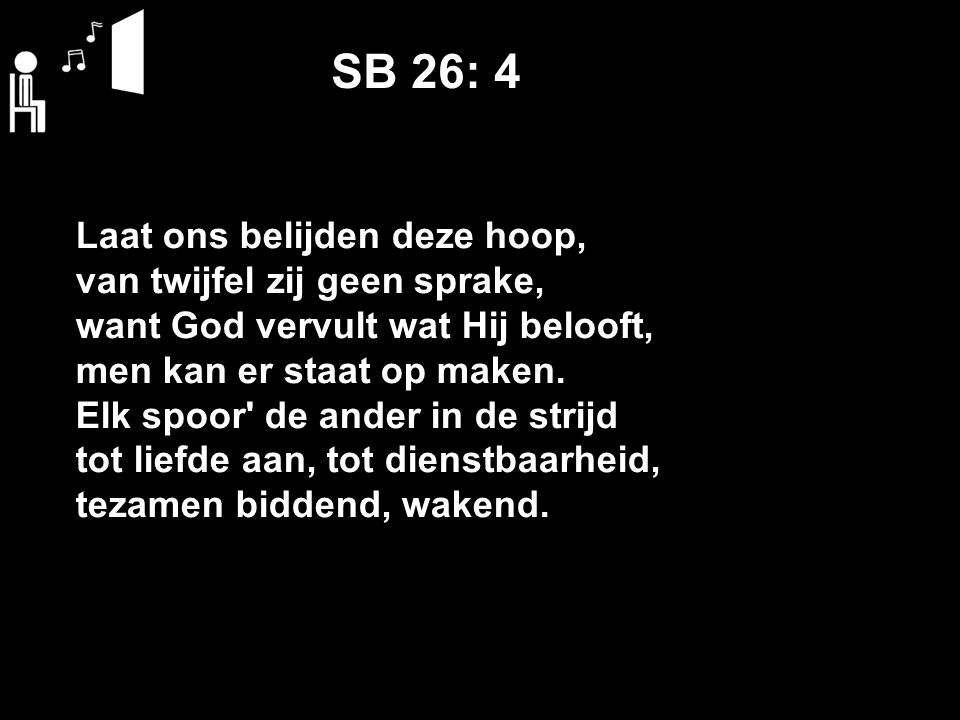 SB 26: 4