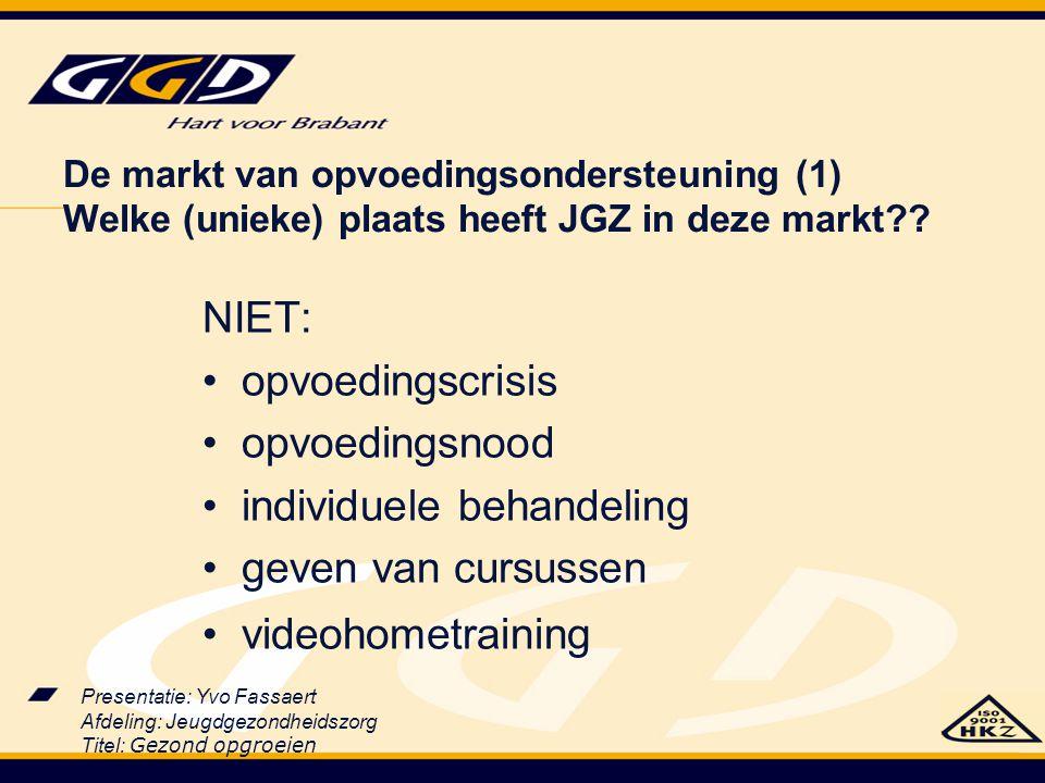 individuele behandeling geven van cursussen videohometraining