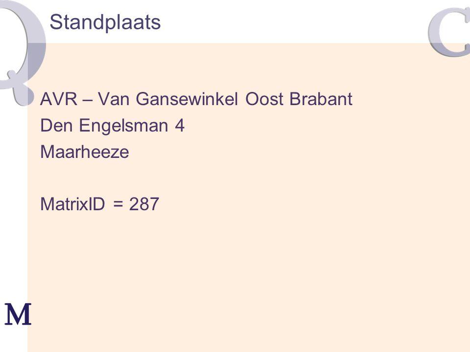 Standplaats AVR – Van Gansewinkel Oost Brabant Den Engelsman 4