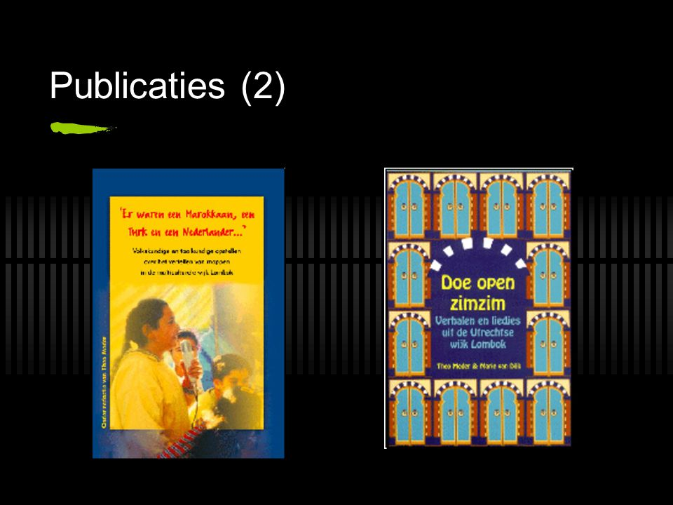 Publicaties (2)