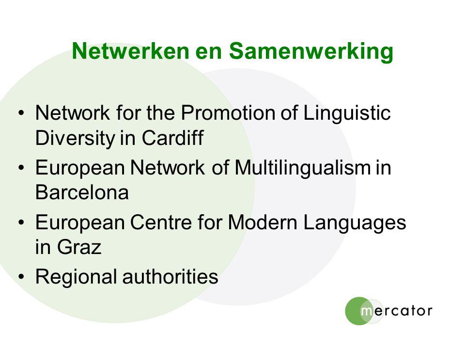 Netwerken en Samenwerking